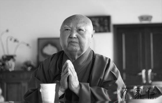 香港佛教联合会名誉会长永惺长老安详示寂